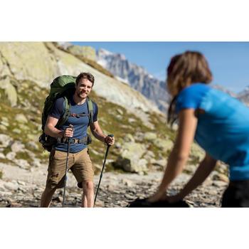 Short voor bergtrekking Trek 500 heren bruin