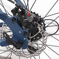 SILNIČNÍ KOLA NA CYKLOTURISTIKU Cyklistika - SILNIČNÍ KOLO RC120 MODRÉ TRIBAN - Jízdní kola