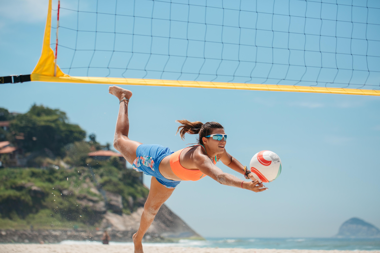 Suspension y plancha voleibol