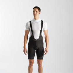 Summer Sport Road Cycling Tights - Black