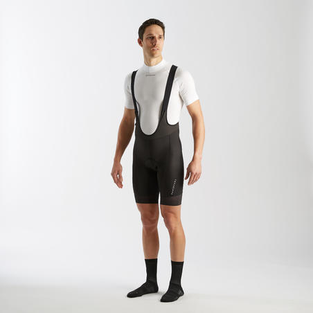 RCR Road Bib Shorts - Black