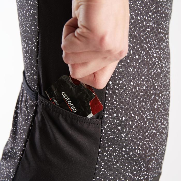 Wielershirt RR500 korte mouwen voor heren zwart
