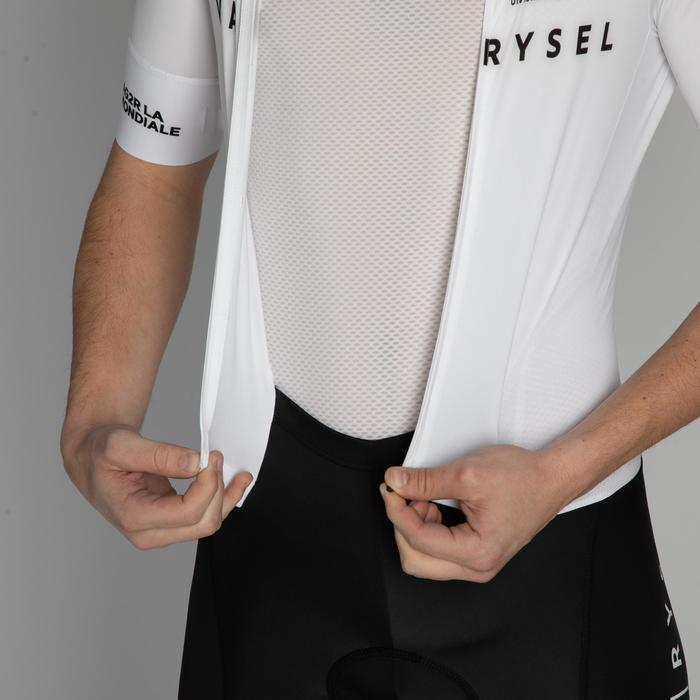 RR 900 One Piece Road Cycling Aerosuit - White