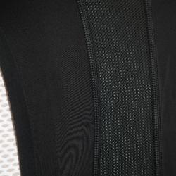 Fietsbroek 900 met bretels dames zwart