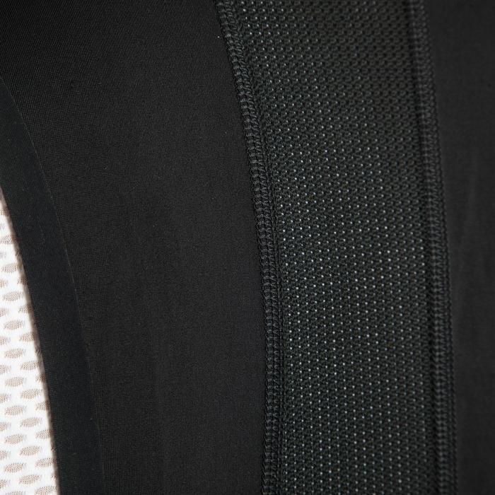 Wielrenbroek RR900 met bretels dames zwart