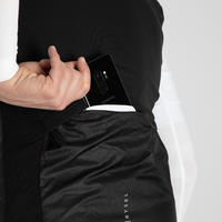 RCR Packable Ultralight Gilet - Black