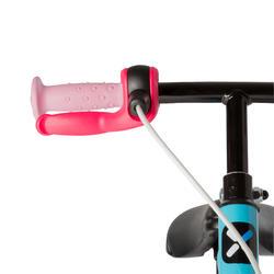 Loopfietsje voor kinderen 10 inch Run Ride blauw/roze - 162555