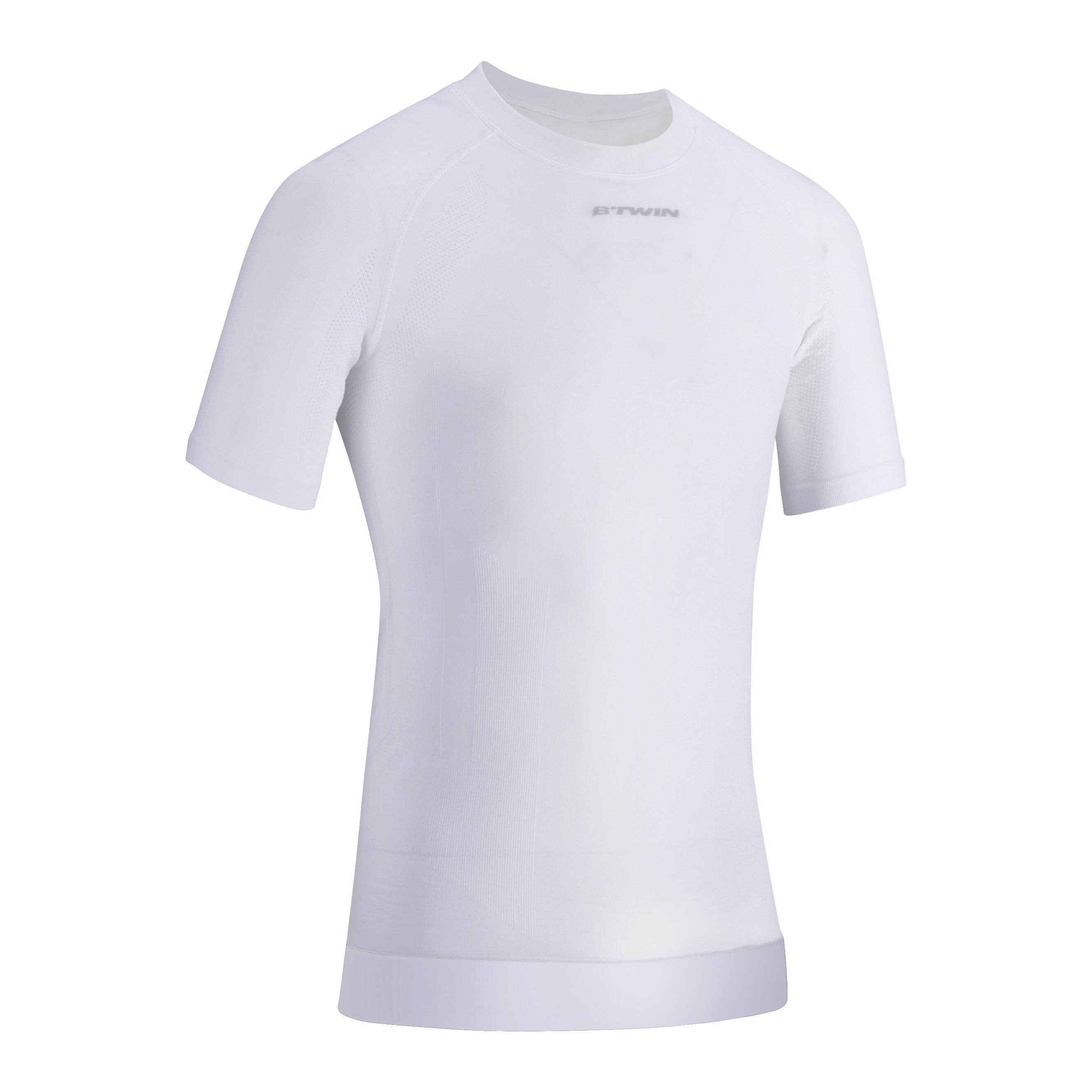 Rennradunterwäsche für kühle Temperaturen | Sportbekleidung > Funktionswäsche > Thermounterwäsche | B'twin