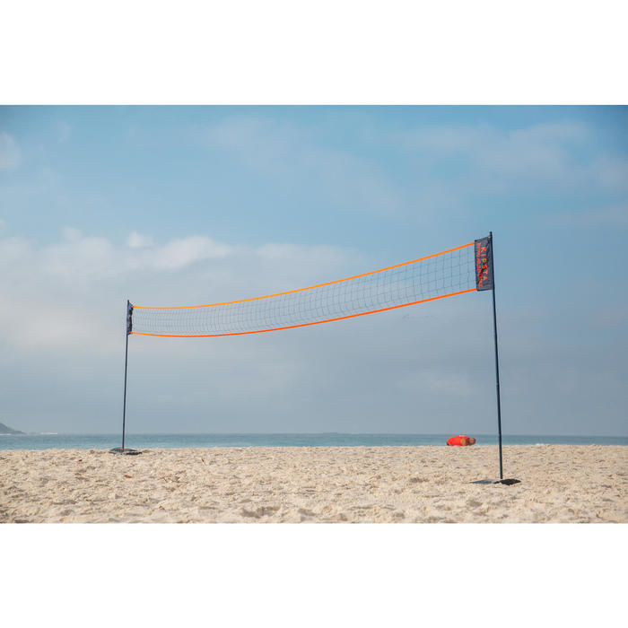 Red de vóley playa BV500 ajustable