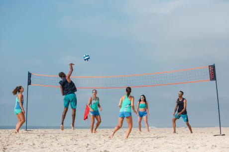 沙灘排球的規則有哪些呢?