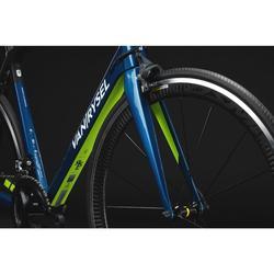 Rennrad Ultra 920 CF Carbon Ultegra 11-fach schwarz