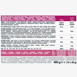 Energierepen met dadels en rode vruchten voordeelpak 10x 40 g