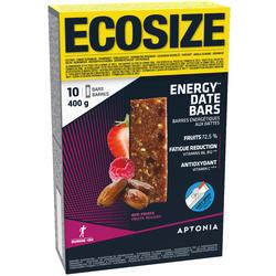 Barrita energética ultra bars ECOSIZE Frutos Rojos 10 x 40 g