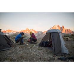 Popote de trekking - TREK 500 inox 2 personnes 1,6 Litres
