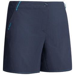 Women's mountain hiking shorts - MH100