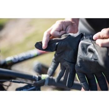 越野登山車手套Light - 黑色