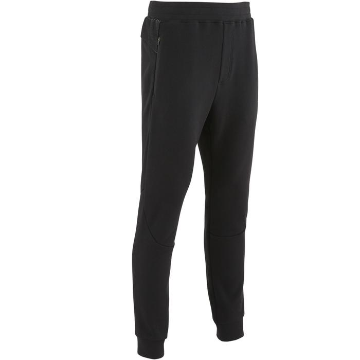 Pantalon 540 Free Move Pilates Gym douce noir homme