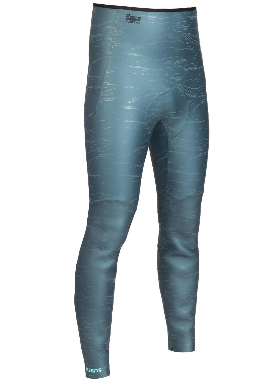 SUBEA Pantalón apnea FRD900 3mm gris PE19 AH19