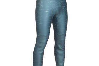 SUBEA Pantalon apnée FRD900 3mm gris PE19 AH19