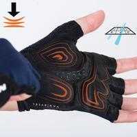 500 Road Cycling Gloves Black