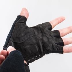 Roadr 500 Cycling Gloves - Black