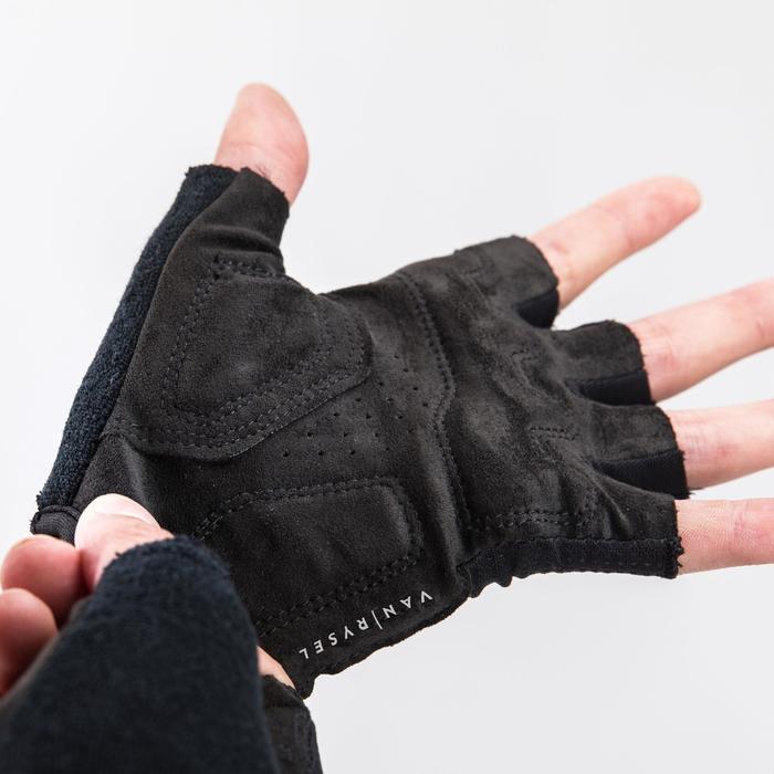 Fietshandschoenen racefietsen zwart