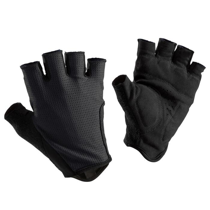 Road Cycling Gloves 500 - Black