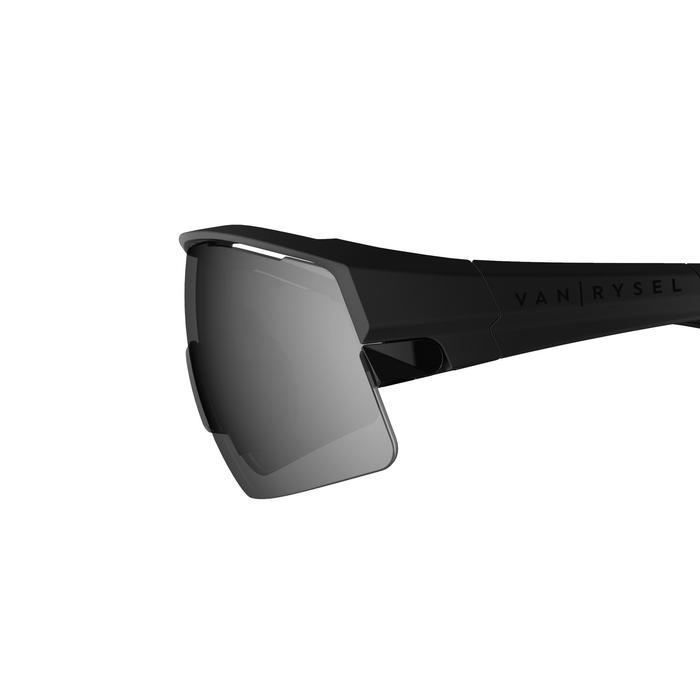 Fahrradbrille Rennrad RR 900 schwarz