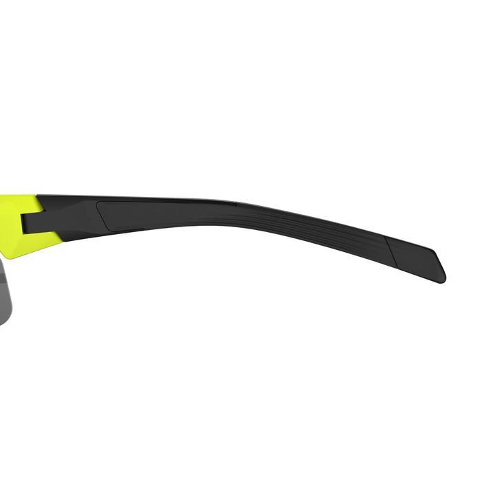 Fahrradbrille Rennrad RR 500 Erwachsene Kat. 3 gelb/neongrün