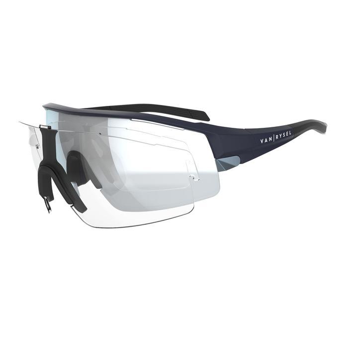 Fietsbril volwassene Roadr 900 marineblauw
