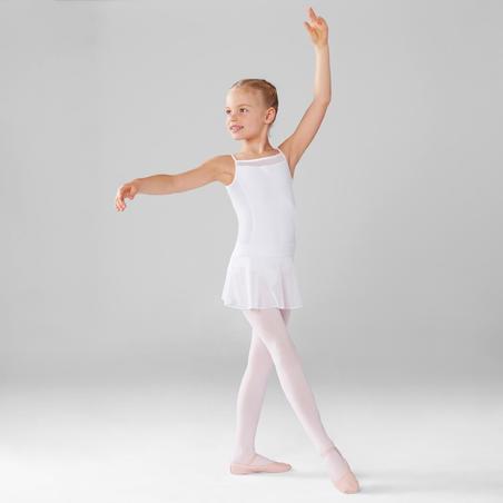 Jupette de danse classique en voile – Filles