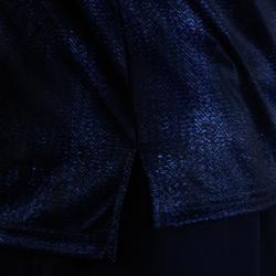 T-Shirt FTS 120 Cardio-/Fitnesstraining Herren blaumeliert