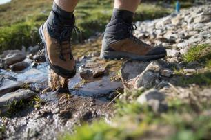 choisir chaussures trek hautes