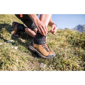 Bergschoenen Trek 100 leer dames