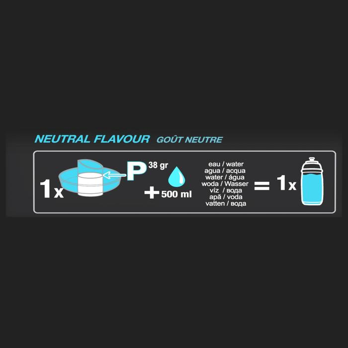 Poeder voor isotone dorstlesser ISO+ neutraal 650 g