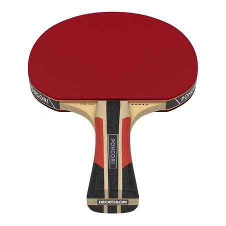 Bat Tenis Meja Klub Putaran TTR 530 5*
