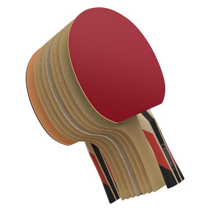 Tafeltennisbat Club TTR 530 5* Spin