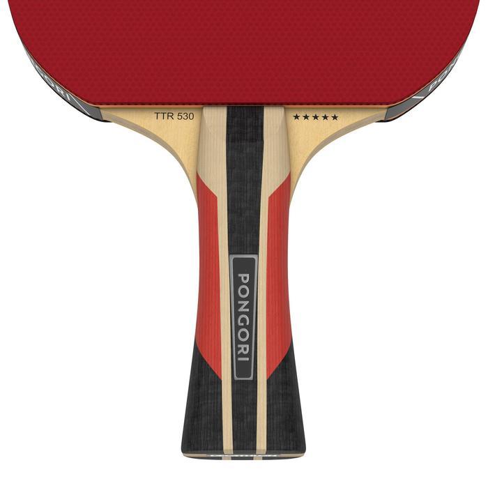 Tischtennisschläger TTR 530 5* Spin