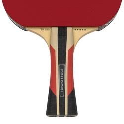 TTR 530 5* Spin Club Table Tennis Bat