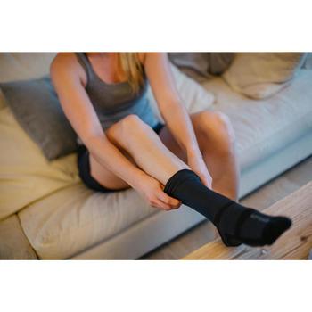恢復壓縮襪-黑色