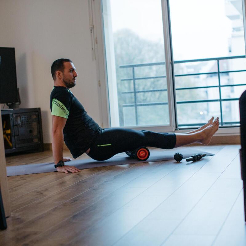 Återhämtning med massage