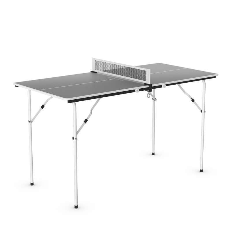 Pongori Ppt 130 Small Indoor Table Tennis Table Decathlon