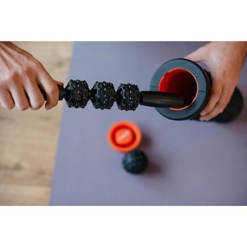 Massageset Rolle, Ball und Stab