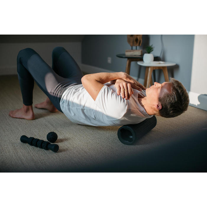 DISCOVERY 100 3-in-1 Massage Kit: Massage ball, stick and roller