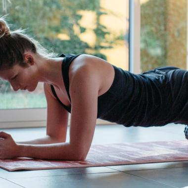 Regeneration durch Massage