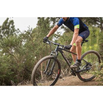 Fahrradschuhe Mountainbike XC 100 schwarz