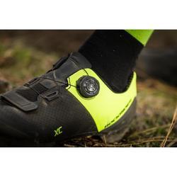 MTB schoenen XC 500 Fluo/black