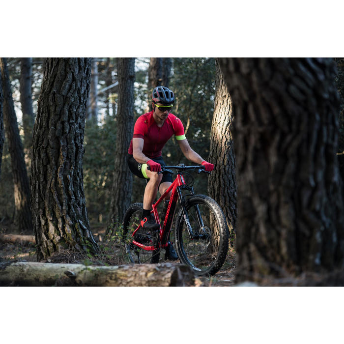 Chaussures VTT XC 500 Rouge