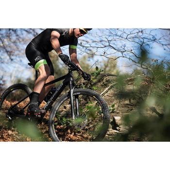 Light XC Mountain Bike Gloves - Black
