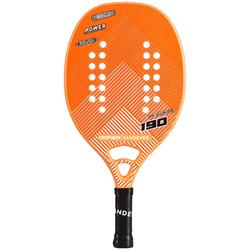 Pala Tenis Playa Sandever BTR 190 Niños Naranja